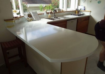 Ariel Silestone Laminated 40mm